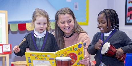 Early Years: Virtual Story Telling Event tickets