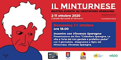 Il Minturnese - Incontro con Vincenzo Sparagna biglietti