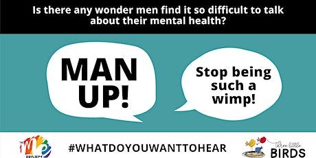 WALK #amileintheirshoes FOR MEN's MENTAL HEALTH tickets