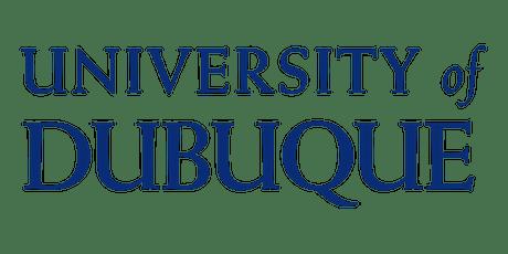 University of Dubuque Individual Campus Visit tickets