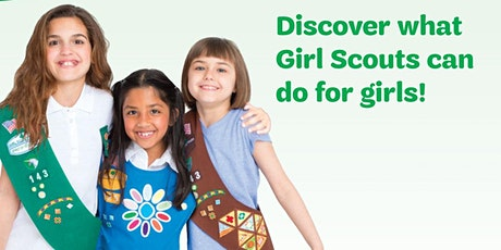 Virtual Girl Scouts Cadette, Senior, Ambassador Troop - Grades 6-12 tickets