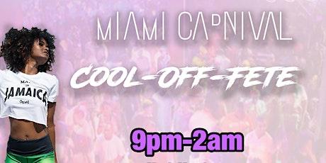 Miami Carnival Cool Off Fete tickets