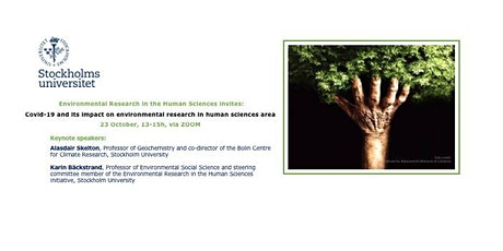 Covid-19 and its impact on environmental research tickets
