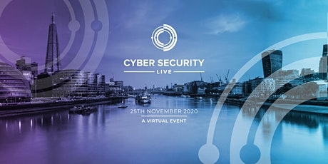Cyber Security LIVE 2020 tickets
