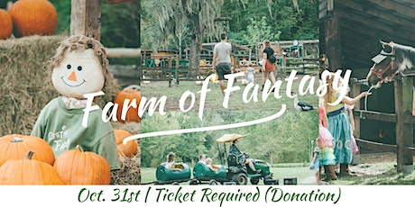 Farm of Fantasy tickets