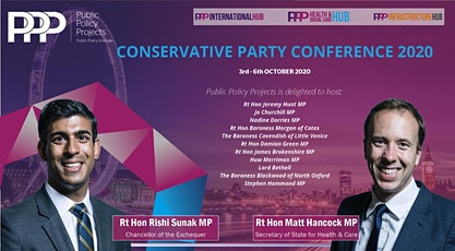 Public Policy Projects Hubs at Conservative Party Conference 2020 tickets