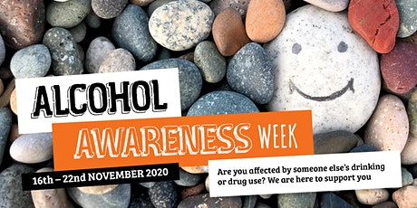 Alcohol Awareness Week 2020 - Drugs and Alcohol Misuse Q&A Session tickets