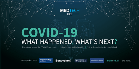 COVID-19: What Happened, What's Next? tickets