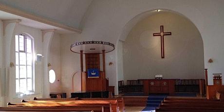 Church Service 18/10 - Scots International Church Rotterdam tickets