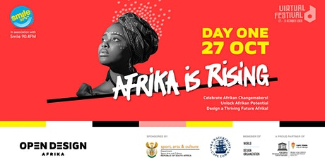 Afrika is Rising Day tickets