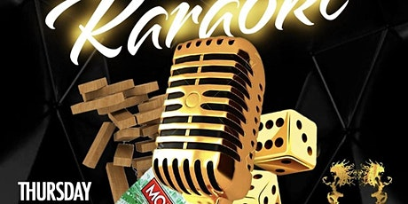 RETOX THURSDAYS KARAOKE + GAME NIGHT tickets