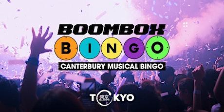 Canterbury Musical Bingo tickets