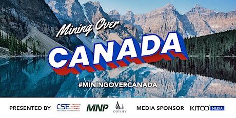 CSE Presents: Mining Over Canada tickets