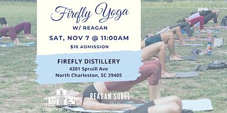 Firefly Yoga w/ Reagan Sobel - Nov 7th tickets