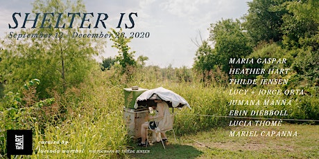 Shelter Is Exhibition & Three Mothers tickets