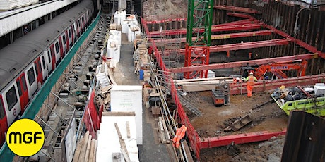 Webinar: Temporary Works Innovation in the Rail Sector tickets