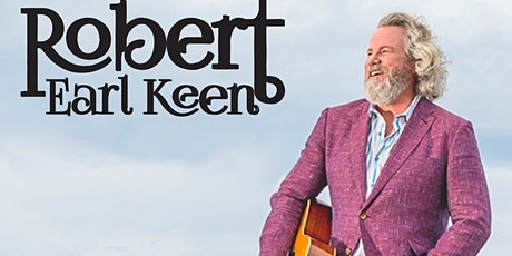 Robert Earl Keen at BARge295 tickets