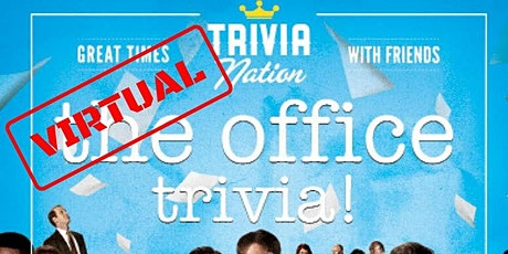 The Office Virtual Trivia - Gift Card and Other Prizes! tickets
