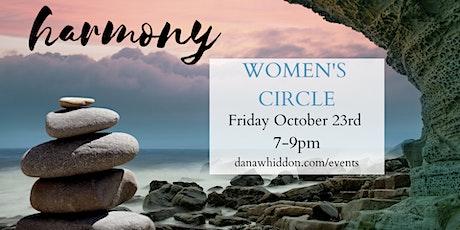 Women's Circle: Harmony tickets