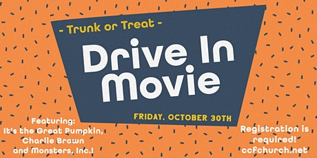 Drive-In Movie Night at Cranston Christian Fellowship tickets