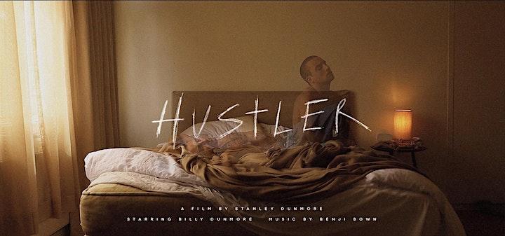 Hustler live screening+tipping event image
