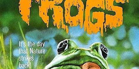 Frogs Movie Screening- 1972 Classic Filmed at Eden Garden tickets