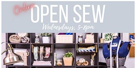 Open Sew - January tickets