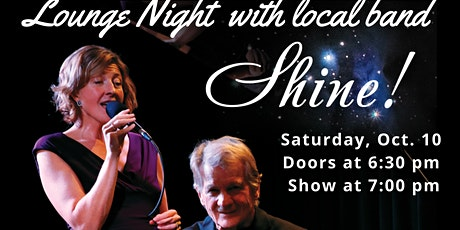 Lounge Night with Musical Duo Shine tickets