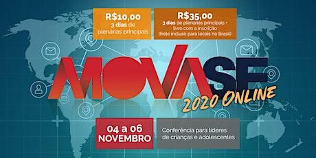 MOVA-SE 2020 ingressos