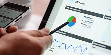 Introduction to Google Analytics - training webinar tickets