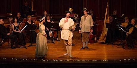 BEMF Chamber Opera Series: Monteverdi's Orfeo tickets