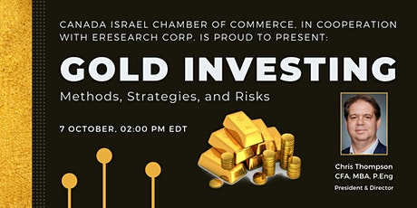 Investing in Gold: Methods, Strategies, and Risks tickets