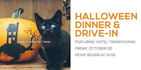 Halloween Dinner & Drive In Movie tickets