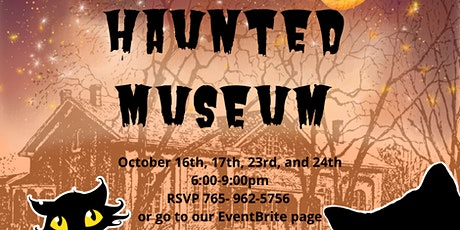 Haunted Museum tickets