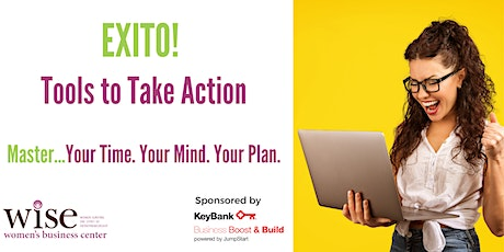 EXITO! Tools to Take Action: Master Your Time tickets