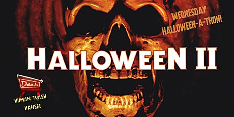 Halloween 2 ONLY tickets