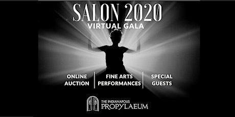 Salon 2020- Virtual Gala tickets