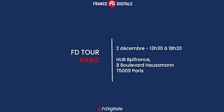 FDTour Paris 2020 tickets