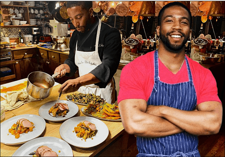26TH  ANNUAL  MEN-IN-THE-KITCHEN FUNDRAISER image