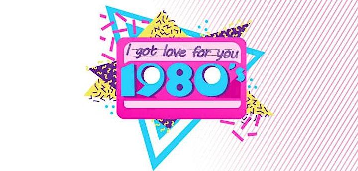 Smash Hits 80s Retro Party Night image