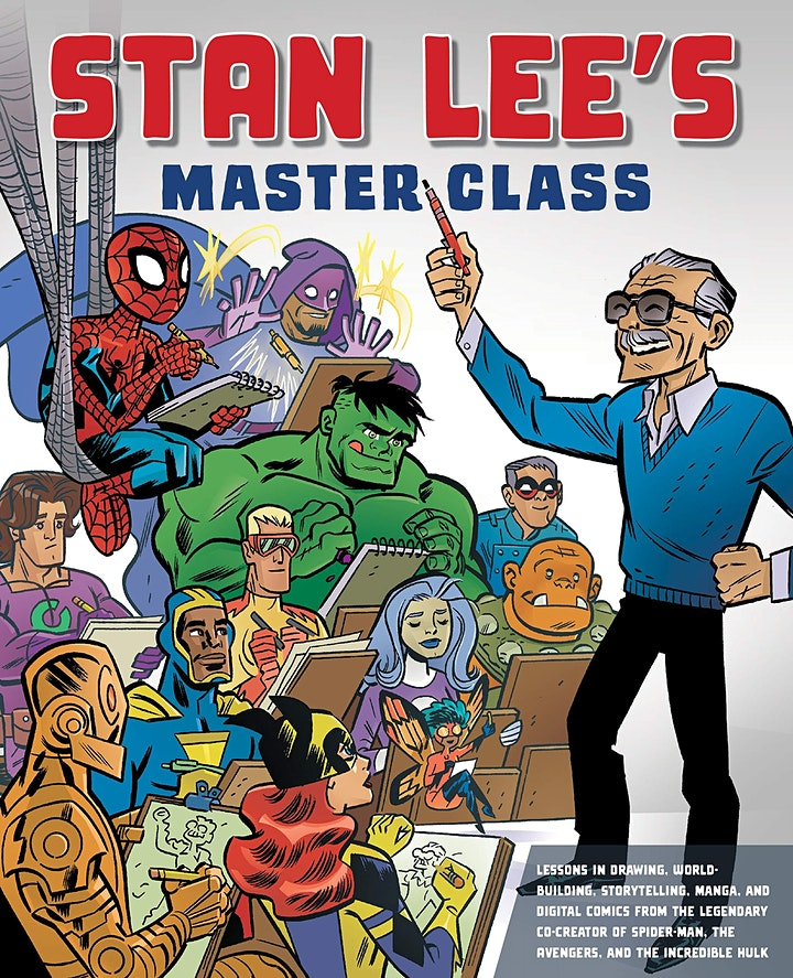 Stan (Marvel) Lee's Black History image