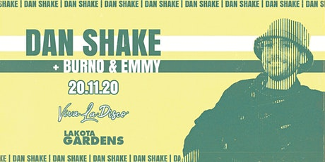 Viva La Disco: Dan Shake tickets