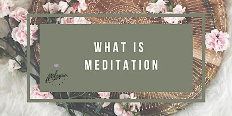 What is Meditation tickets