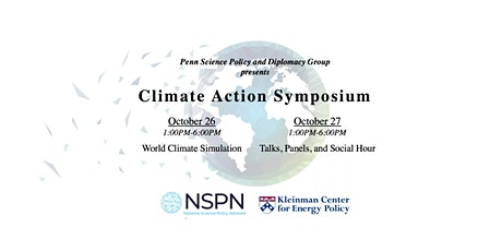 Penn Climate Action Symposium tickets