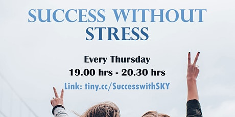 Success without Stress: An introduction to Happiness Program tickets