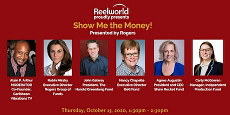 Show Me The Money! Presented by Rogers tickets