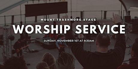 Mount Trashmore Worship Service tickets