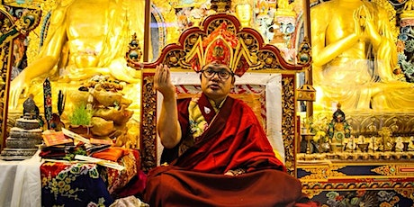 Adzom Gyalse Rinpoche: Part 2 of Longchenpa's Finding Rest in Illusion tickets