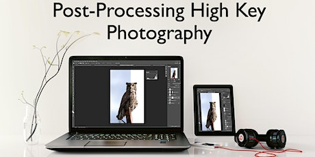 Photoshop Processing Techniques for High Key Photography tickets