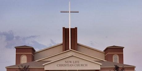 10:30am Sunday Worship Service at New Life Christian Church (Vaughan) tickets
